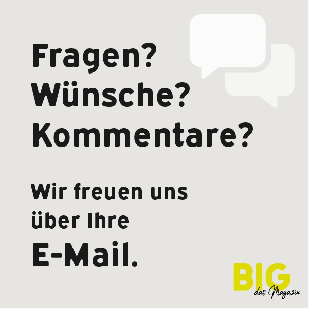 BIG - das Magazin